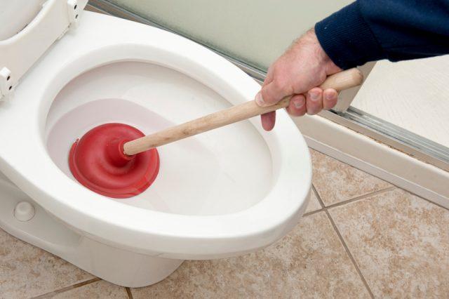 debouchage toilette