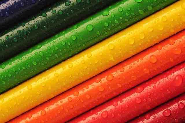 design et palette de couleurs