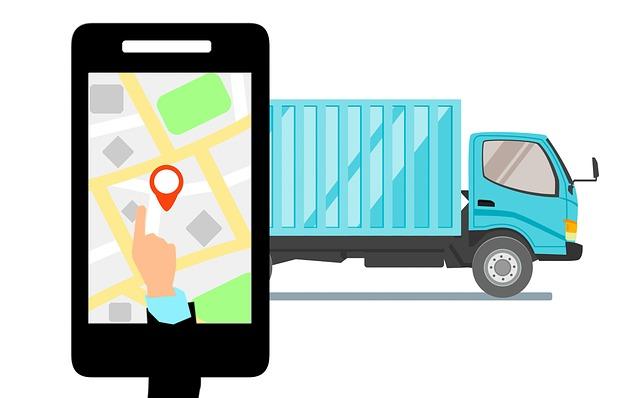 traceur GPS pour flotte camions et voitures