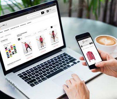 création des sites e-commerce