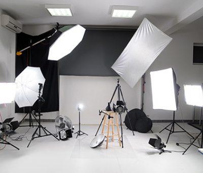Shooting studio ou extérieur : lequel choisir