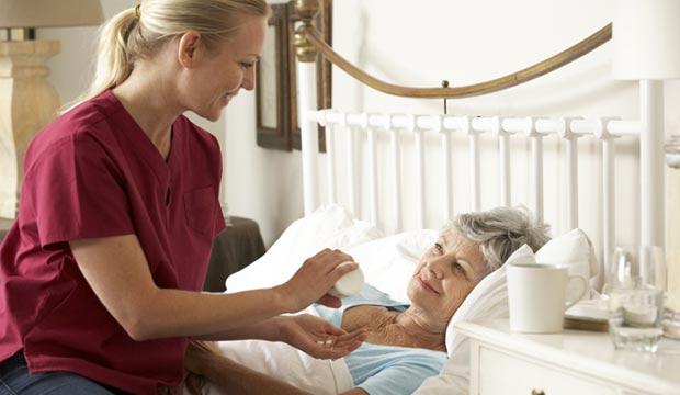 des soins à domicile à Tourcoing
