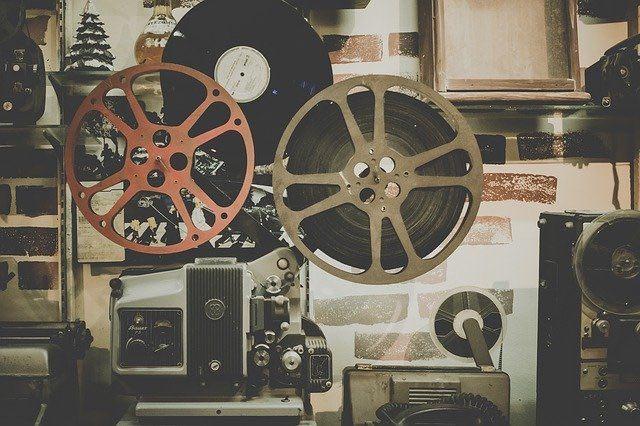 Les débuts du cinema