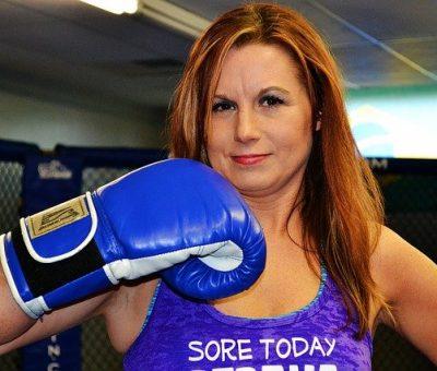 Christy Martin la femme boxeuse la plus populaire