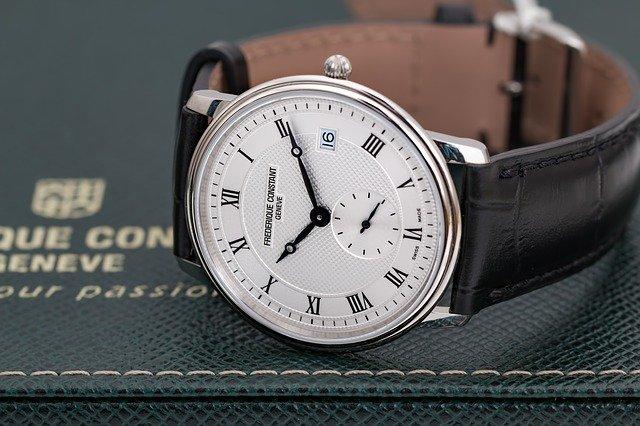 Achat d'une montre suisse